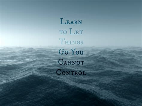 inspirational quote let things go lakehouse recovery center