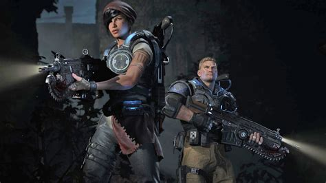 Xbox Gears Of War Launch by Gears Of War 4 Hits Xbox One On October 11th