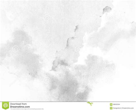 watercolor texture grey white stock illustration image 68632594