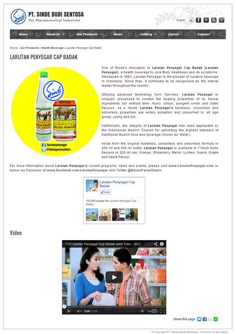Nokia Badak sinde budi sentosa indonesia web design agency