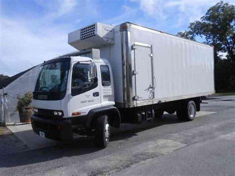 isuzu ftr 10 2002 box trucks