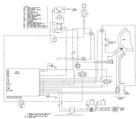 wiring diagram for home generator free wiring