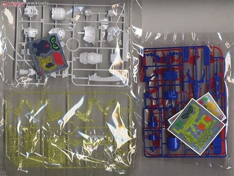 Ryukiho Set gokoshou gundam ryukiho set sd gundam model kits contents3