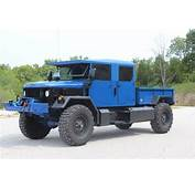 1978 Military M35A2 Jeep Corporation 2 1/2 Ton Cargo Truck