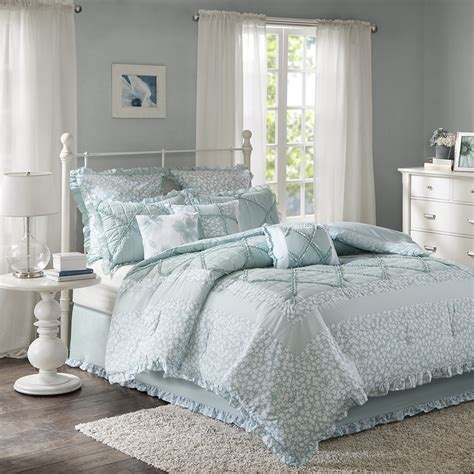 madison park vivian polyester solid tufted 7 piece comforter set king size bedspread sets amazing fabulous king size