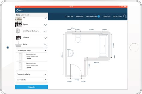 tradehelp launches bathroom design app professional