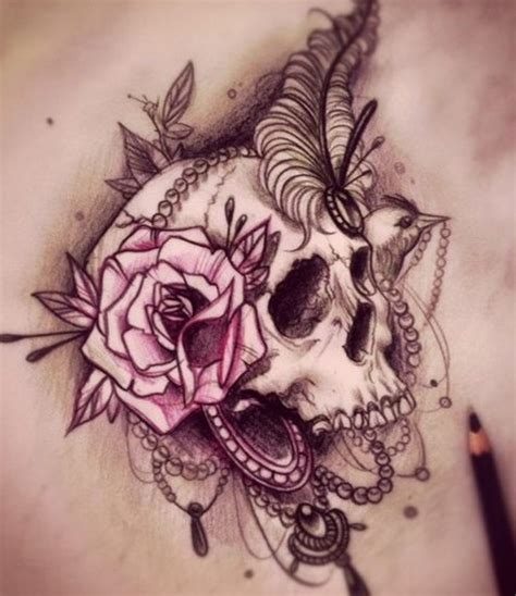 12 watercolor skull tattoo designs pretty designs tattoos on skull tattoos matching couples and
