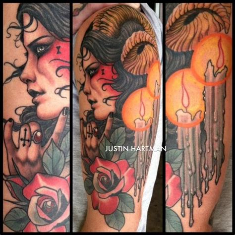 justin hartman tattoo pin alex heartman images pictures photos icons and on