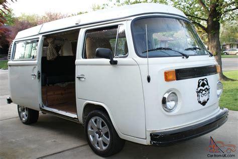 How Do You Clean Upholstery 1973 Volkswagen Vw Bus Camper Pop Top 1915cc Motor Bay
