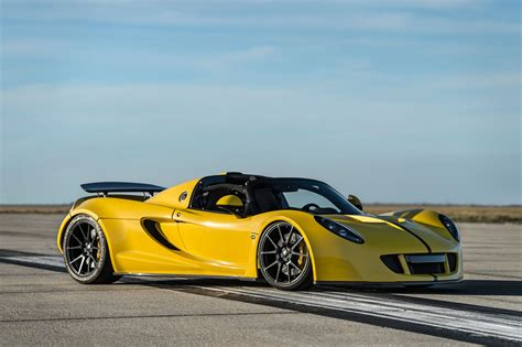 what motor is in the hennessey venom gt hennessey venom gt spyder is the world s fastest convertible