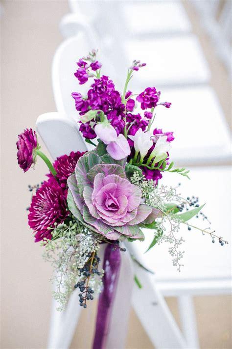 dusty pink indigo lilac  radiant orchid wedding