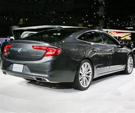 2018 buick lacrosse release date specs price changes