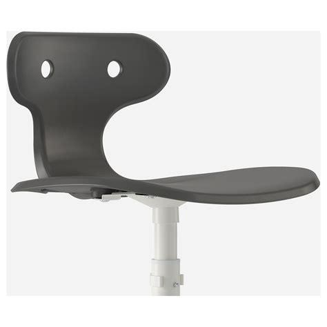 gray desk chair molte desk chair grey ikea