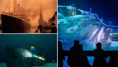 titanic boat in water in 2018 9 lucky people will get to dive underwater to see