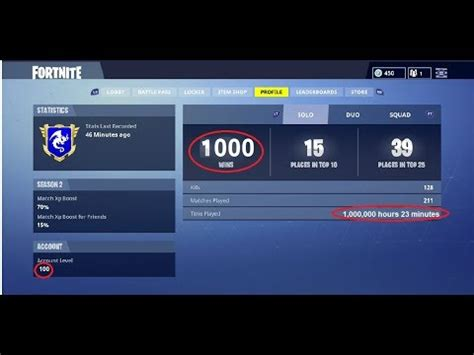 fortnite without epic account my fortnite battle royale stats the best account on
