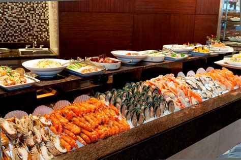 International Buffet Espresso Intercontinental Bangkok Seafood Buffet Price