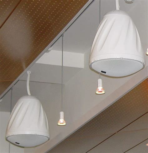 Decorative Ceiling Pendant - pendant speakers on decorative ceiling s stanley