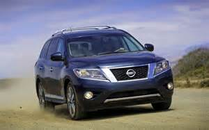 08 Nissan Pathfinder 2013 Nissan Pathfinder Exterior 08 Photo 303037