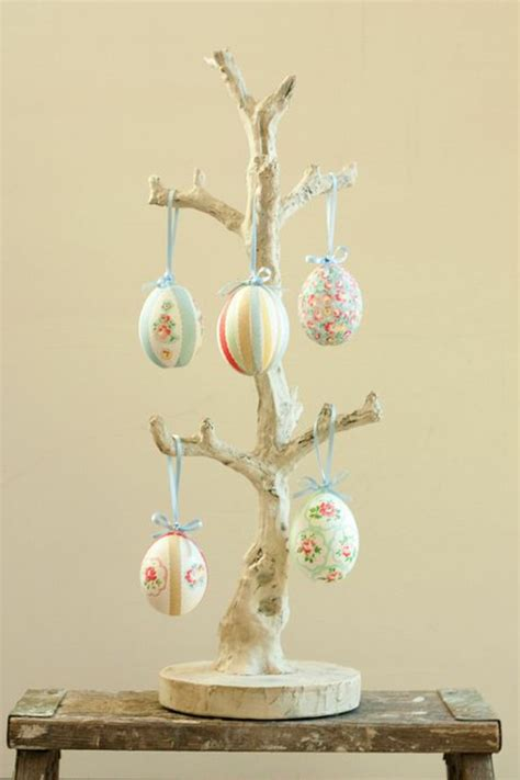 Small Decorative Vases Easter Decoration Easter Eggs Tree For Indoor And