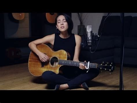 lyrics chords kina grannis forever blue kina grannis and