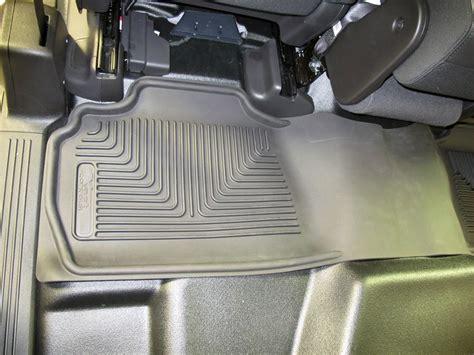Floor Mats For 2013 Chevy Silverado by 2013 Chevrolet Silverado Floor Mats Husky Liners