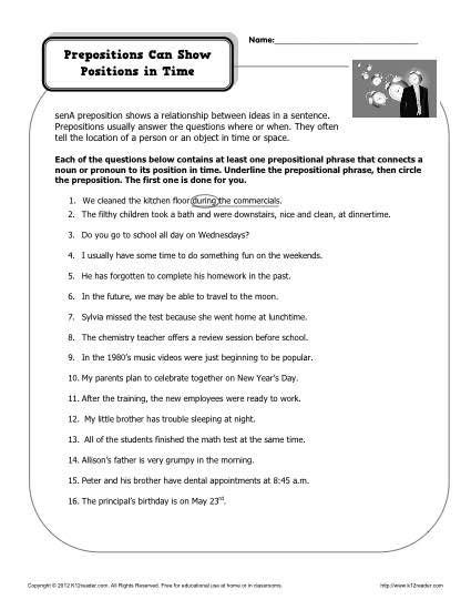 free printable english worksheets on prepositions 10 best prepositions esl images on pinterest free