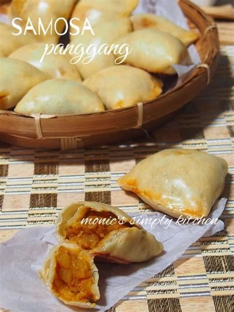 diet rendah garam  samosa panggang monics simply