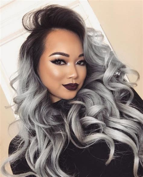 best store bought hair color ombre best 20 grey ombre hair ideas on pinterest grey dyed
