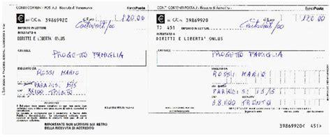 ufficio passaporti pescara pin bollettino postale on