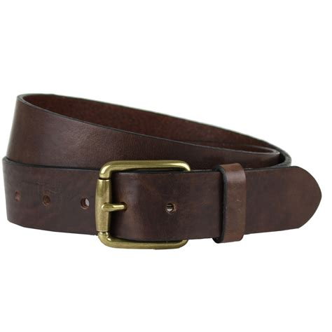 tbbc bradgate brown leather belt elevate your sole