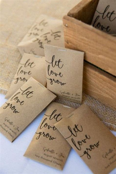 Wedding Favors For Guests by Top 10 Unique Wedding Favor Ideas Your Guests Seed