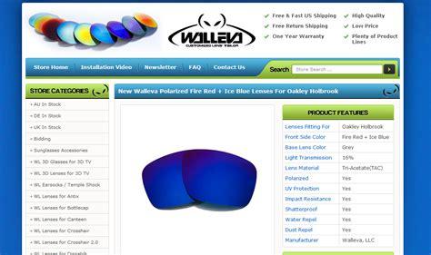 ebay template design software ebay template design for walluva lenses