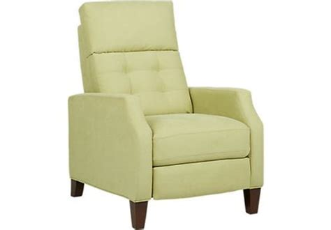 stadium seating couches living room green recliner chairs lime olive leather