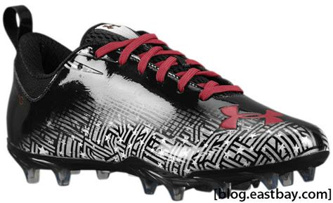 eastbay football shoes armour wounded warrior project cleats eastbay