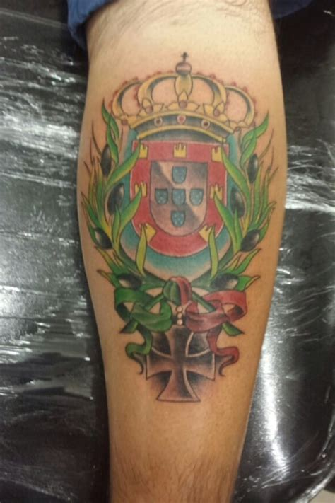 portuguese tattoos designs portuguese flag tattoos www pixshark images
