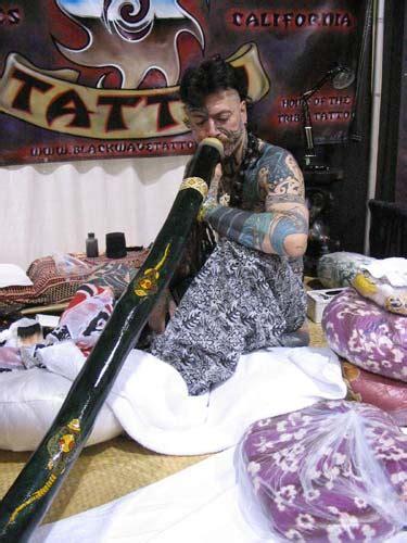 tattoo expo in pomona black wave tattoo photo at the body art expo in pomona