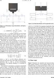 microstrip inductance per unit length microstrip inductance per unit length 28 images high speeds and precision knock pcb traces