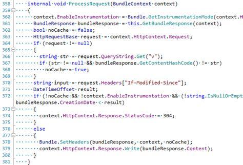 Bundle Request 4 net custom minified script bundles with sourcemaps