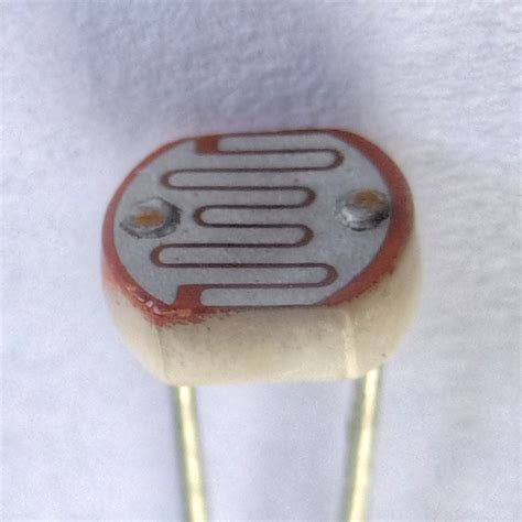 what is sensitive resistor photoresistor