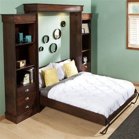 vertical bed vertical mount deluxe murphy bed hardware rockler woodworking and hardware