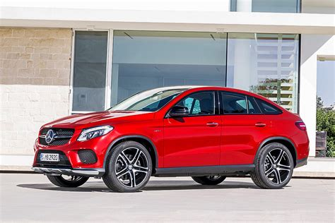 mercedes sport 2016 new mercedes gle coupe amg sport coming autos world