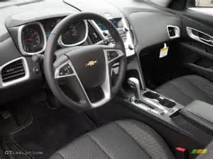 jet black interior 2011 chevrolet equinox lt photo
