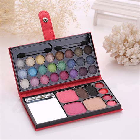 Hello Eyeshadow Eye Shadow Pallete Baru Produk Dan Alat dompet make up eye shadow 33 warna jakartanotebook