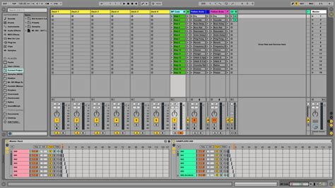ableton dj template image collections templates design ideas