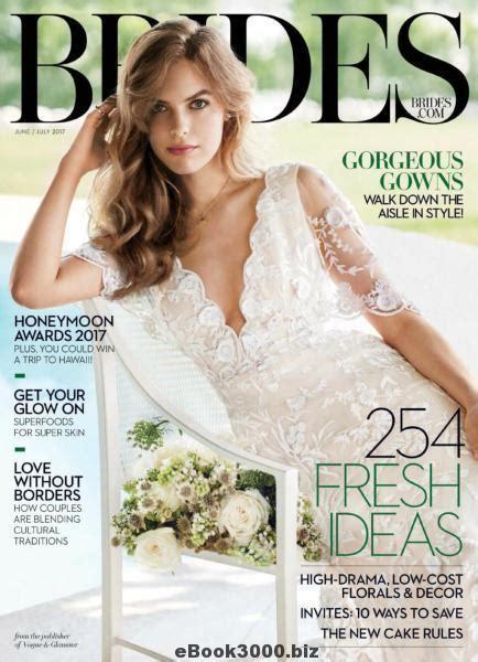 Wedding Magazine Usa by Brides Usa June July 2017 Free Pdf Magazine
