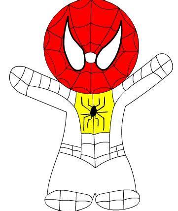 dibujos para pintar hombre araña dibujos para pintar online del hombre ara 241 a peque 241 o