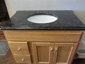 Granite Vanity Tops In Stock Vanity Top With Sink Home Ideas