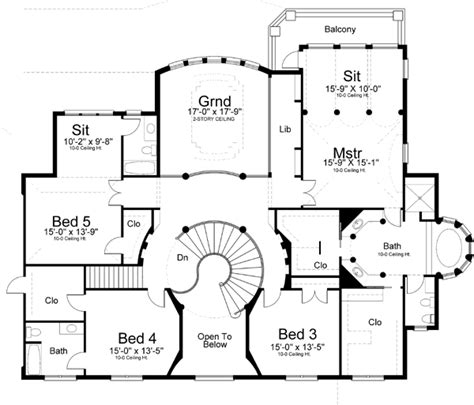 georgian house plans georgian style house floor plans mansard house style