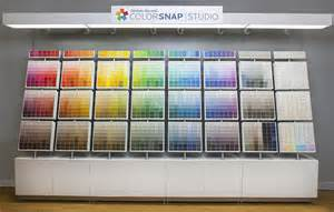 sherwin williams color snap sherwin williams launches breakthrough system to simplify
