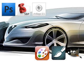 car design editor software شیوا دیزاین software round up 16 digital painting